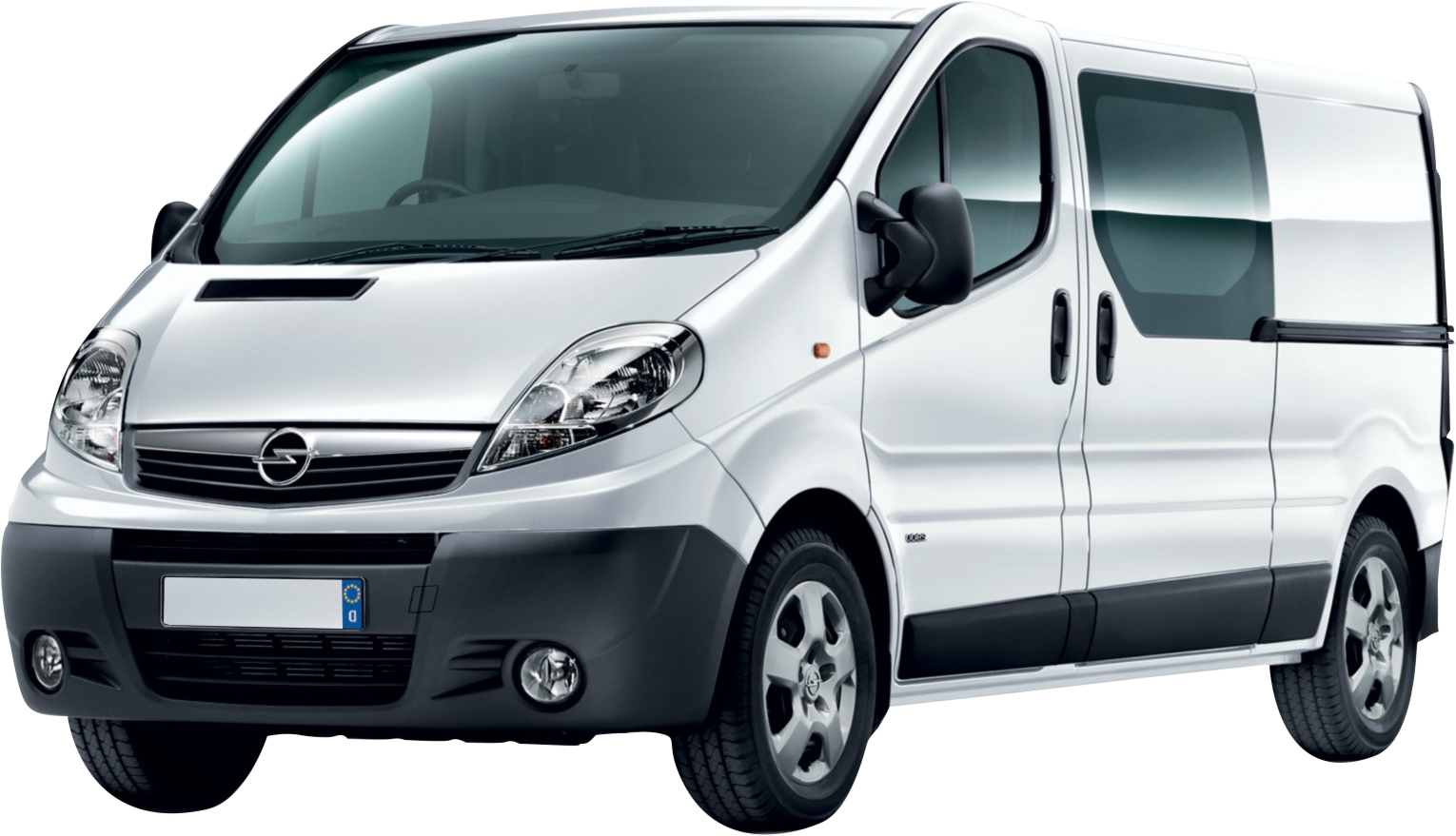 Rent a Opel Vivaro 9 seater Diesel or similar car in Crete