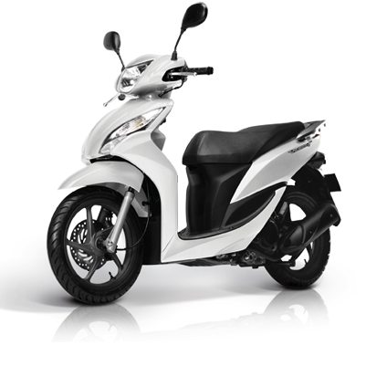 Rent a Honda Vision 110cc car in Crete