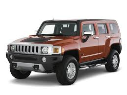Rent a Hummer H3 4x4  car in Crete