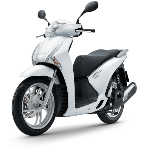 Rent a Honda SH Scooter 125cc car in Crete